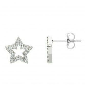 estella-bartlett-silver-Open-Star-Earrings