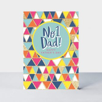 FDAD4 number one dad fathers day card 768x768