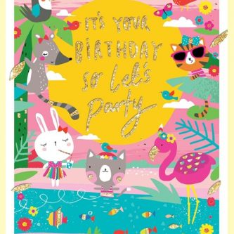 Girl Birthday Cards General
