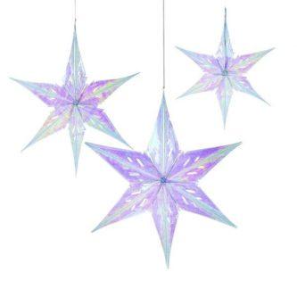 talking tables uk public decadent decs iridescent star decoration 2124030017566 caeb3ffa 7793 47a6 93e0 4692d38bc0aa grande