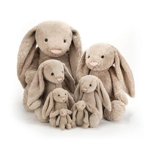 Jellycat Bashful Beige Bunny Family e1511471215204