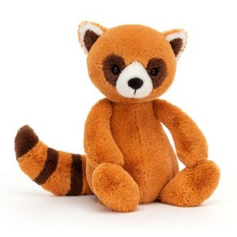 jellycat bas3rp bashful red panda