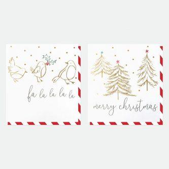 mixed charity christmas cards pack of 8 caroline gardner MDX001 52fb866b 5e71 4f3c 887f 62f656812e2a 1800x1800