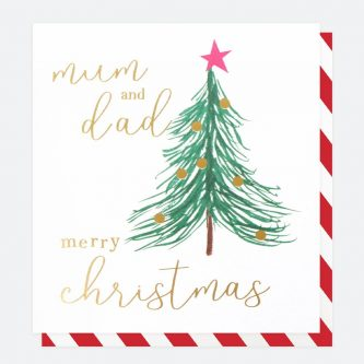 single painted christmas card for mum and dad caroline gardner QUX035 1 1800x1800